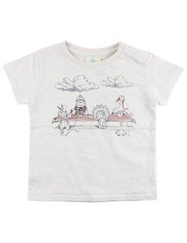 EN FANT T-shirt Pique-Nique Animal