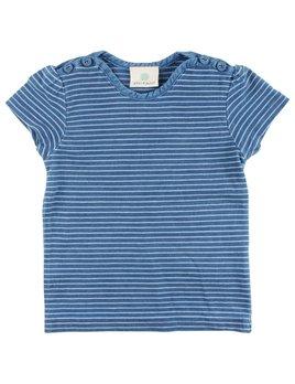 EN FANT T-shirt Rayures Indigo
