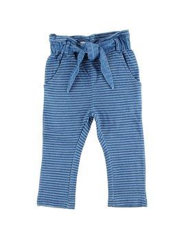 EN FANT Pantalon Rayures Indigo