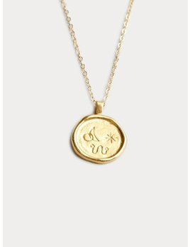 Wolf Circus Miro Pendent Necklace