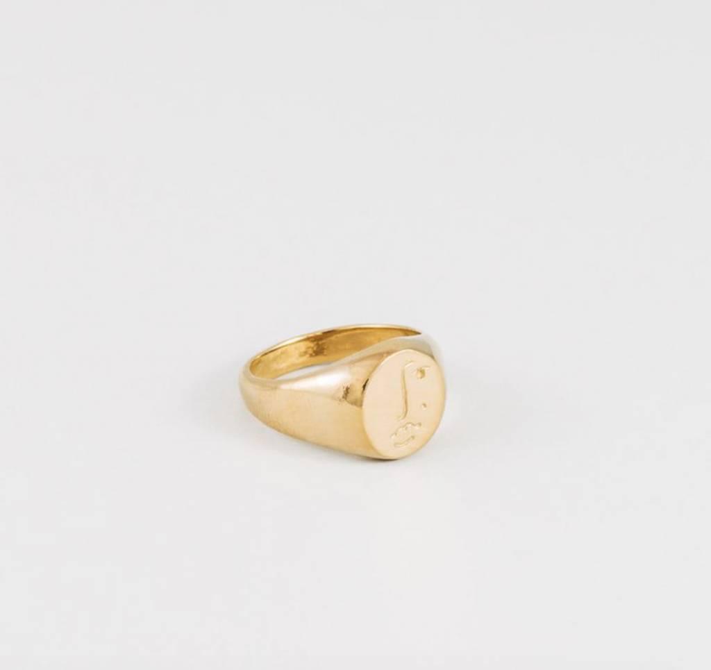 Wolf Circus Gold Matisse Ring