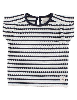 Small Rags Misty Stripes Top
