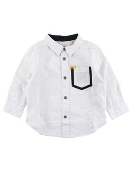 Small Rags Yellow Splash Shirt