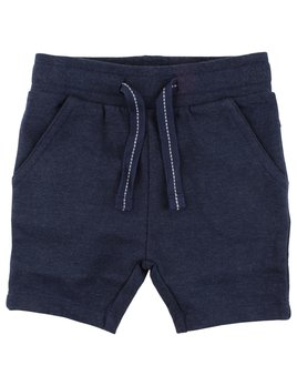 Small Rags Navy Short