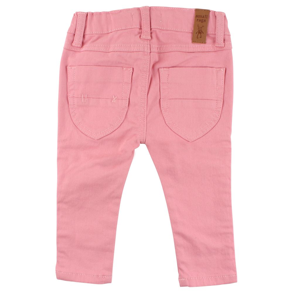 Small Rags Rosette Pants