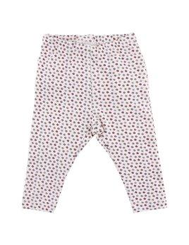FIXONI Pantalon Petites Fleurs