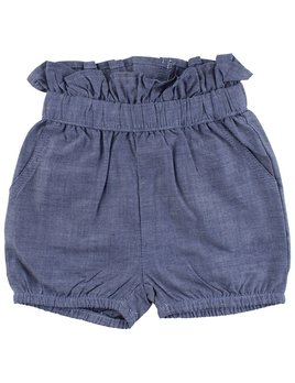 FIXONI Blue Oxford Short