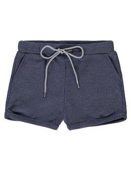 Birdz Short Unisexe Bleu Jeans