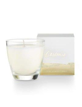 Demi Boxed Glass Gardenia Candle