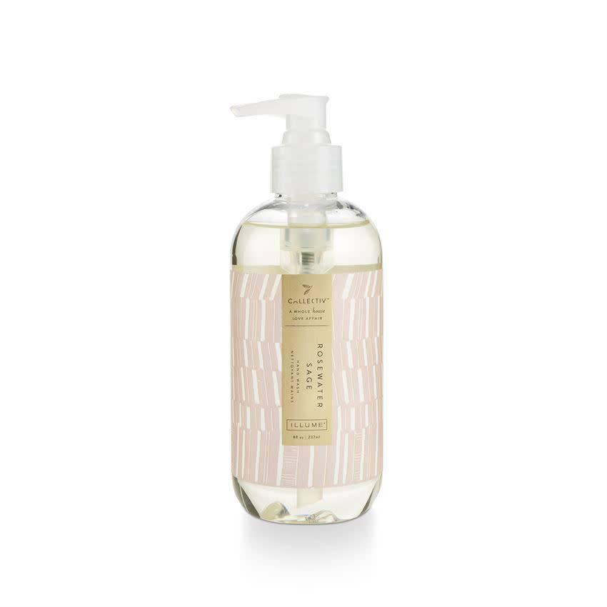 Rosewater Sage Hand Wash