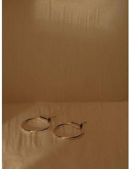 L'Amoureuse Jewelry Anneaux Isla argent