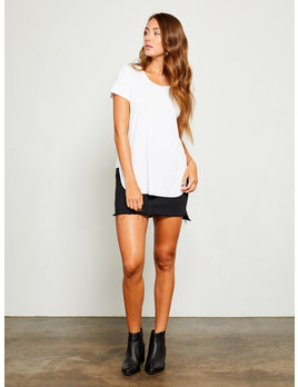 Gentle Fawn T-shirt Alabama Blanc