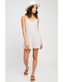 Gentle Fawn Striped Laverne Romper