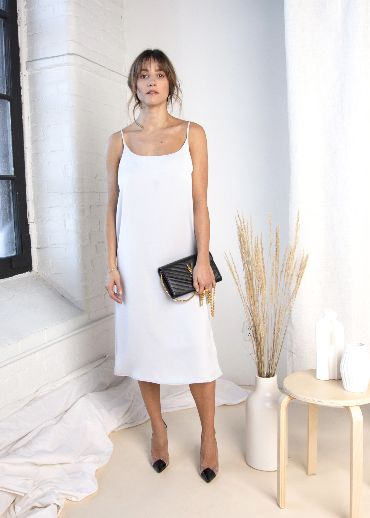 Essentiels Co Slip Dress