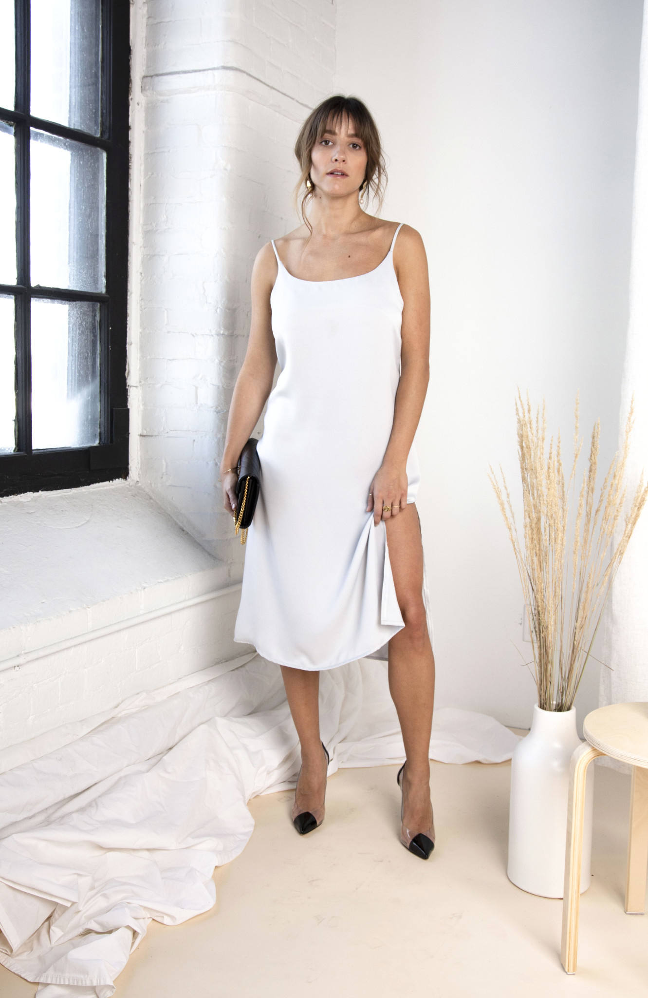 Essentiels Co Robe Slip