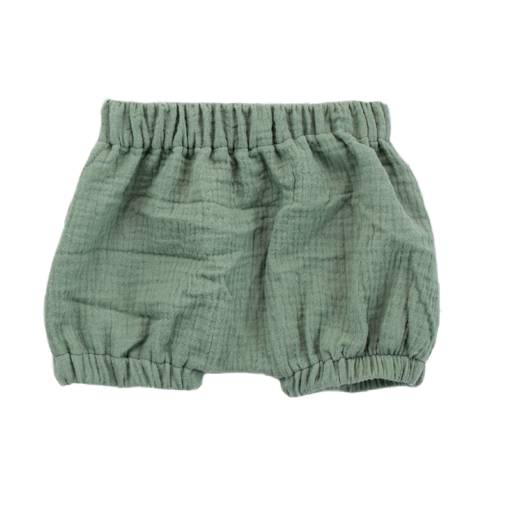 Bajoue Short Coton Savane