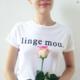 Les Beaux Jours T-shirt Linge Mou