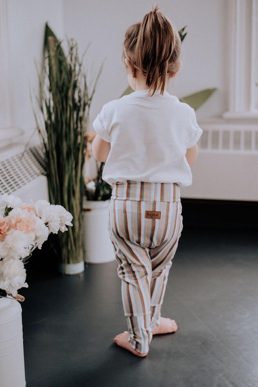 Bajoue Retro Evolutive Pants