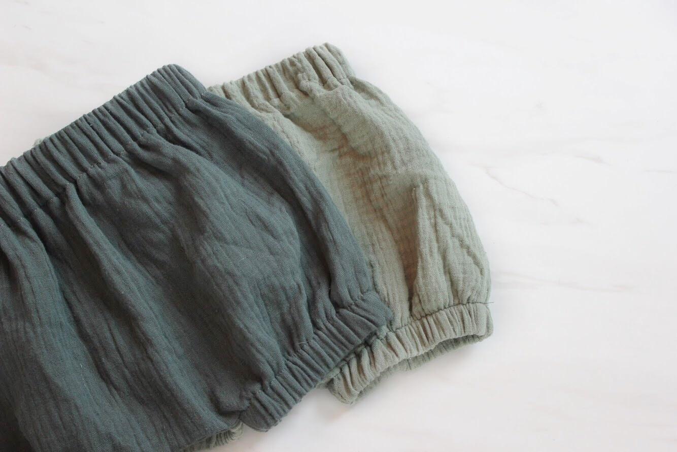 Bajoue Savana Cotton Short