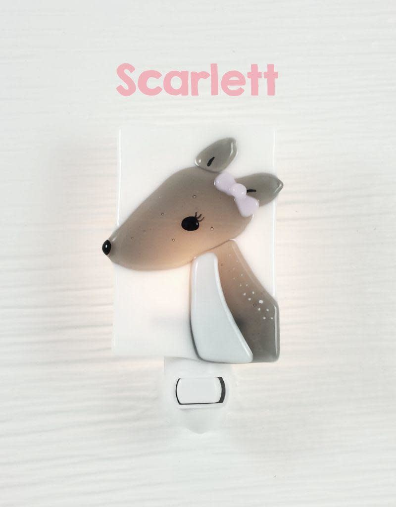 Veille sur Toi Scarlett the Deer Nightlight