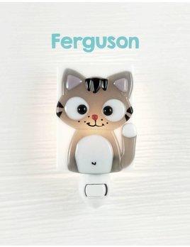 Veille sur Toi Veilleuse Ferguson le Chat