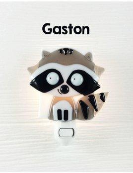 Veille sur Toi Veilleuse Gaston le Raton-Laveur