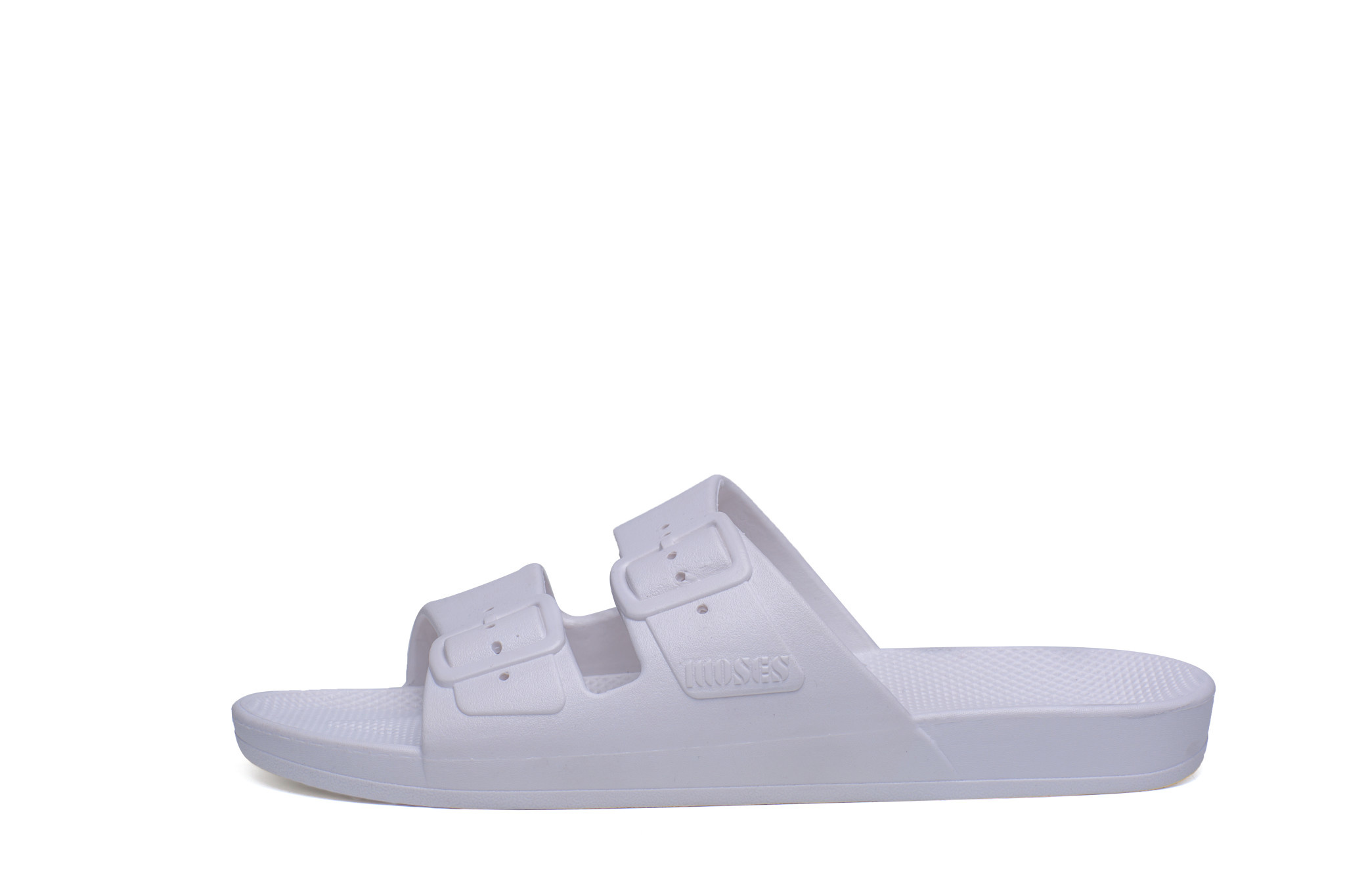 Freedom MOSES Sandales Enfant Classiques Blanches