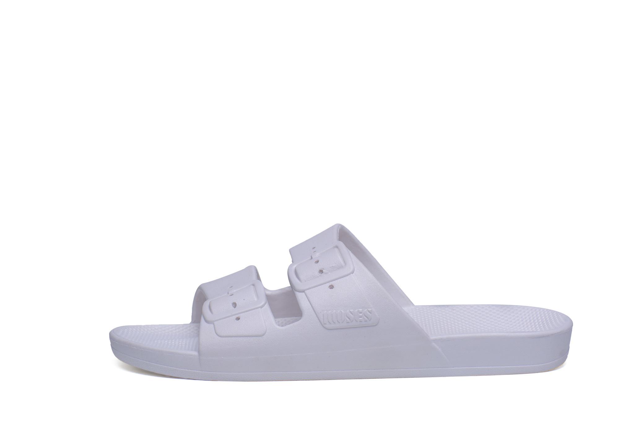 Freedom MOSES Basic White Sandals