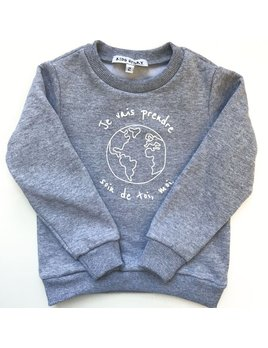 Dailystory My Planet Crewneck