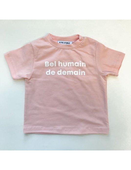 c5094da54 Dailystory Bel Humain T-Shirt - Several Colors