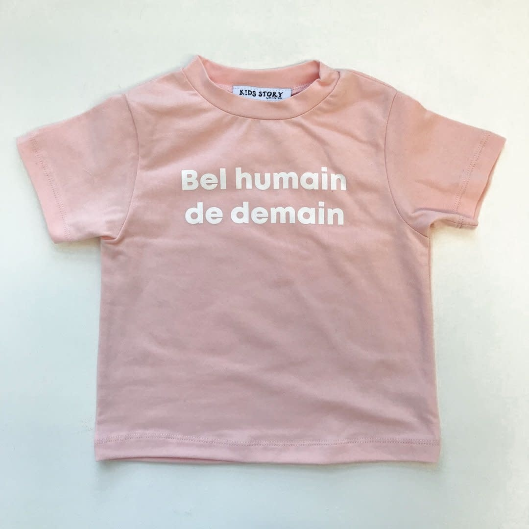 Dailystory Bel Humain T-Shirt - Several Colors