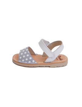 Pénota Shoes Dots Leather Sandals