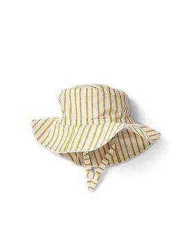 Petit Pehr Chapeau Estival Rayé - Choix Couleurs