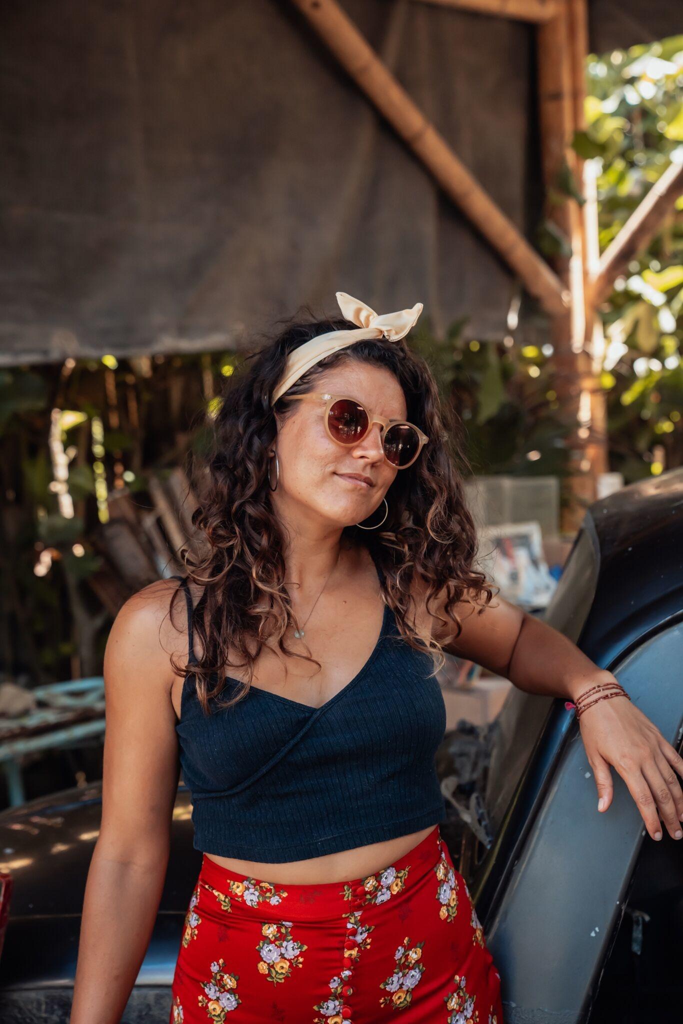 Gibou Satin Twisted Headbands - Color Choices