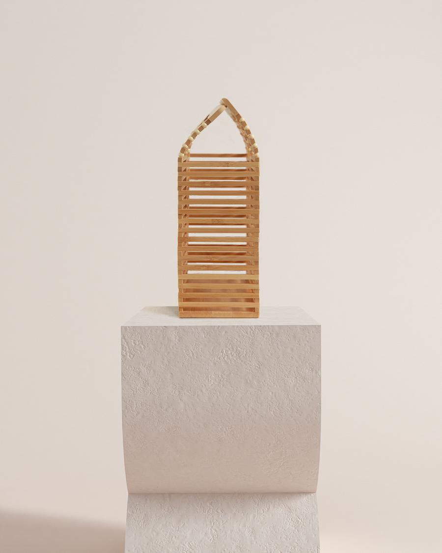 Looks Like Summer Lara Bamboo Bag
