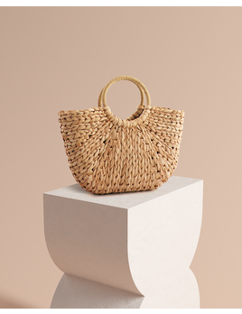 Looks Like Summer Grace Straw Bag