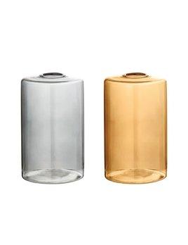 Bloomingville Vase Simple Verre - Choix Couleurs