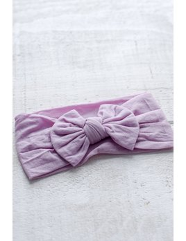 Mini Bretzel Peony Headband - Color Choices