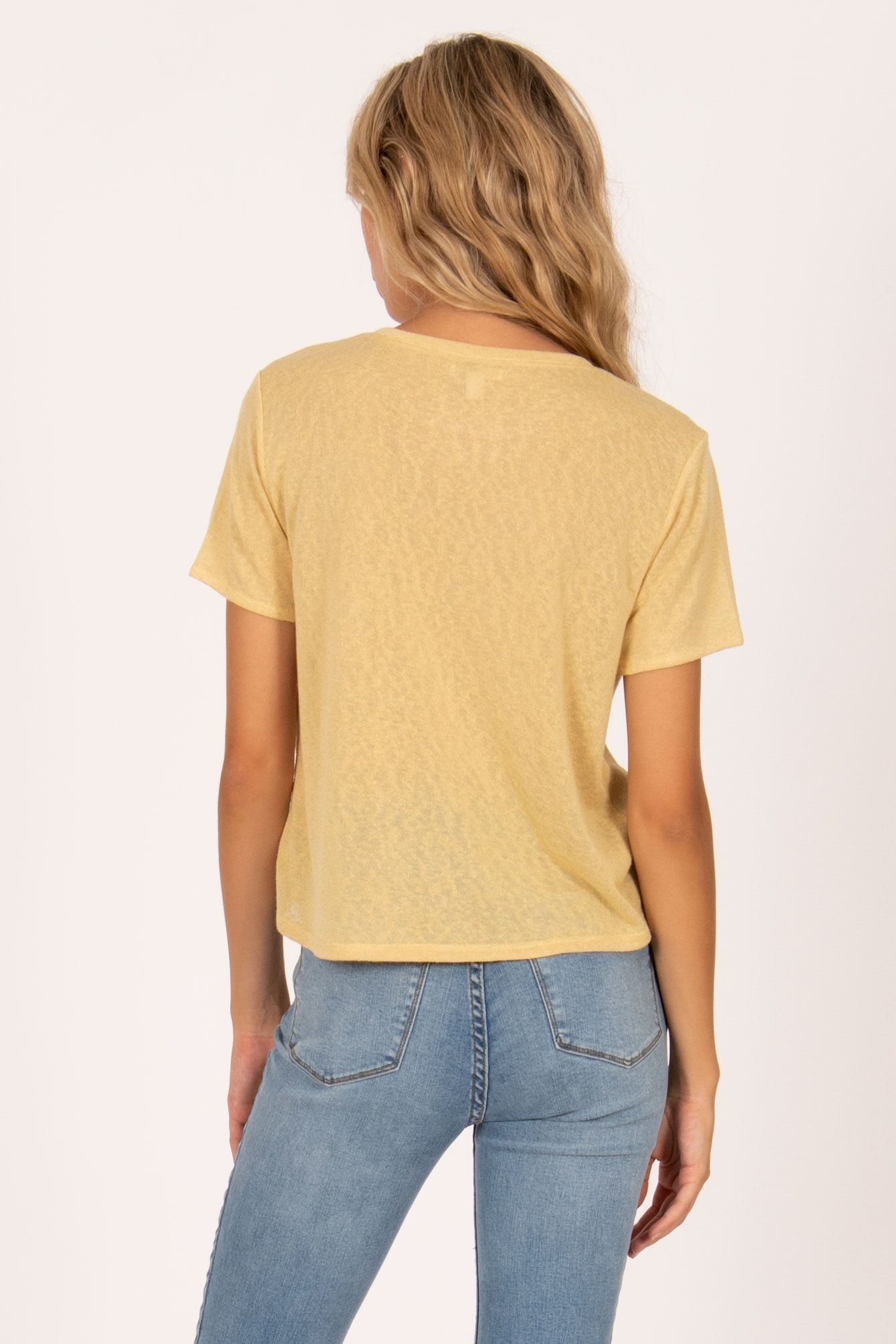 Amuse Society Ginger T-shirt