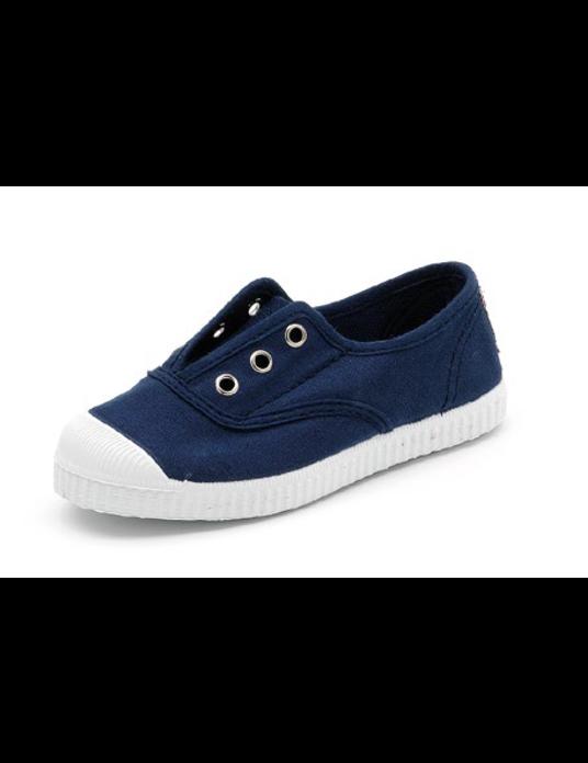 0ce0ce405 Blue Velcro Shoes - Boutique Vestibule - Boutique Vestibule