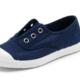 Cienta Navy Canvas Shoes