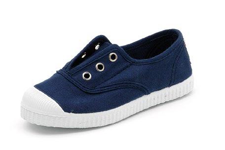 c3c67aa84 Navy Canvas Shoes - Boutique Vestibule - Boutique Vestibule