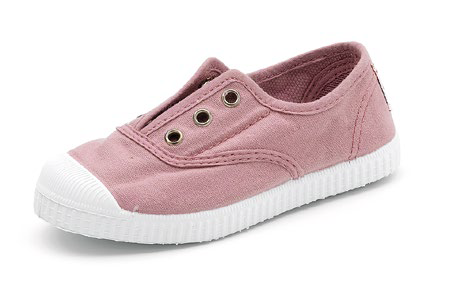 Cienta Pink Canvas Shoes