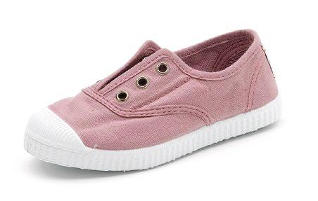 31e39d89f Pink Canvas Shoes - Boutique Vestibule - Boutique Vestibule