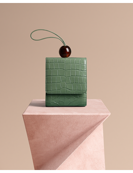 Looks Like Summer Olive Kaya Bag