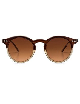 Tan Utopia Sunglasses