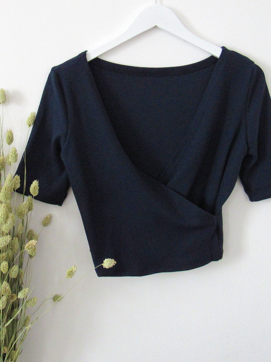 Faures Prato Crop Top