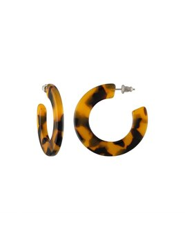 Machete Kate Tortoise Hoops