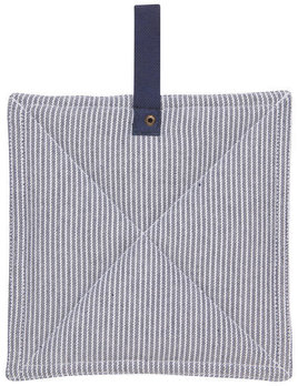 Danica/Now Navy Stripes Potholder
