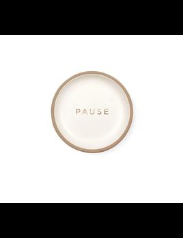 Fringe Studio Assiette Céramique Pause